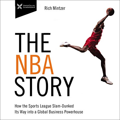 The NBA Story cover art