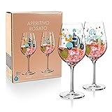 /Ritzenhoff / Aperitivo Rosato / 2er-Set/Weinglas/Gläser/Aperitivogläser