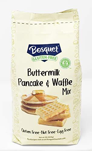 Bosquet GlutenFree Buttermilk Pancake amp Waffle Mix 1 count