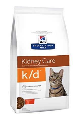 Hill`s Alimento Dietético para Gatos con problemas renales K/D - 1,5 kg