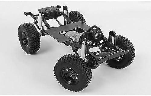 autorización Rc4wd z-k0045Trail Finder 2Truck corta Cilindro de de de Stand Chassis Kit de  nuevo sádico