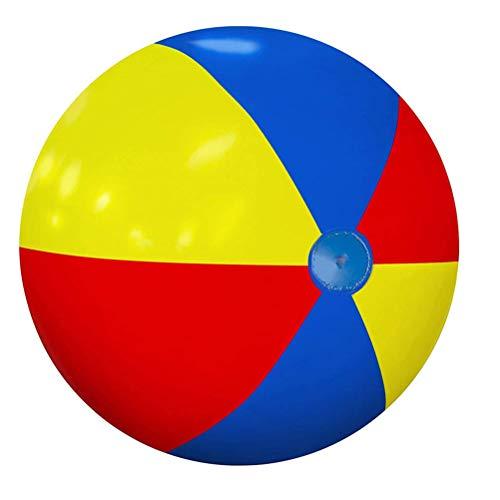 Abaodam Juguetes interactivos inflables grandes del agua del verano de la piscina de la bola de playa para el niño