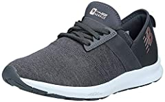 Midsole Cushioning: These New Balance sneakers feature a REVlite midsole that delivers incredibly lightweight cushioning and provides a responsive ride for comfortable all-day wear. 6 mm drop Underfoot Comfort: With an NB Memory Sole Comfort Insert t...