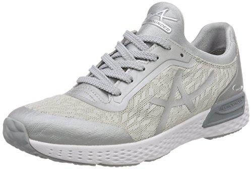 Allrounder by Mephisto Damen Activity Sneaker, Grau (Cool Grey), 41.5 EU