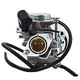 WFLNHB Carburetor for Asw Manco Talon Linhai Bighorn 260cc 300cc ATV UTV Off Road Carb