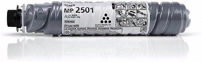 Tóner 841769, 841991 Negro Compatible para Impresoras RICOH MP 2001, MP 2501. TYPE2501E. Maxima Calidad al Mejor Precio!