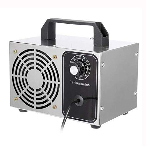 Pequeño Ozono Generatorair de Purificación de Aire de Desinfección Esterilización Desinfectar Desodorización Kill Parásito 5G / H 60W,80W