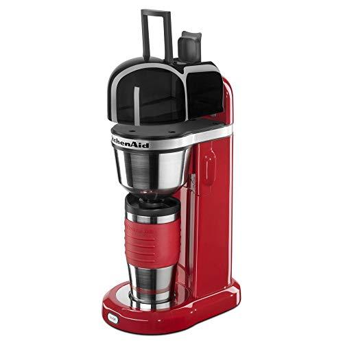 Kitchenaid 5KCM0402EER Kaffeemaschine, rot