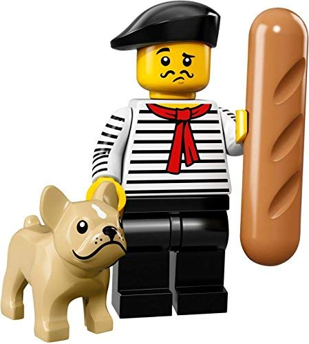 French Connoisseur- LEGO Collectible Minifigure Series