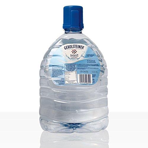Mineralwasser Naturell, Inhalt 5000ml, Behälterform Mehrweg 5-Liter-Flasche