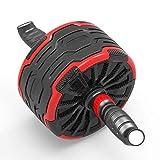 YDHWT Rueda de los músculos Abdominales - AB Roller Kinetic Rueda de Ejercicio - Core Equipo de formación, máquina de Ejercicios Abdominales con Rodillera