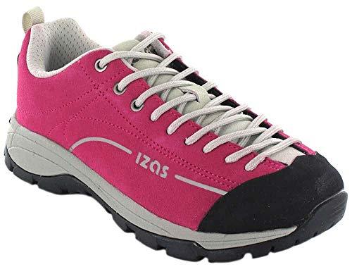 Izas Chaussures de randonnée Zorge pour femme - Rose - Fuchsia, 41 EU EU