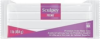 Sculpey Premo Art Clay, White