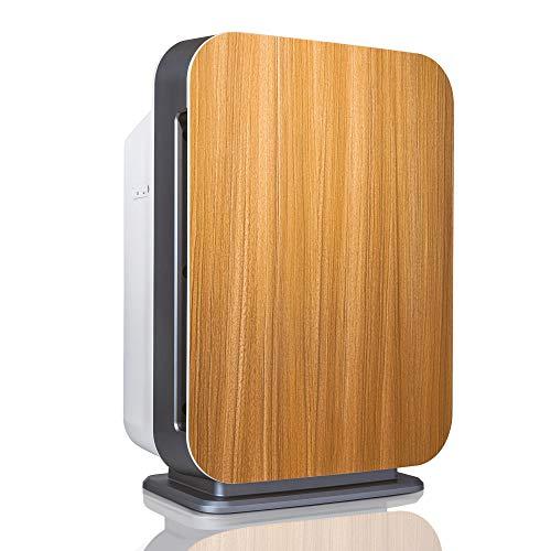 Alen BreatheSmart 75i Large Room Air Purifier, Allergies + Odor + Smoke, Oak