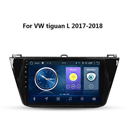 Für VW tiguan L 2017-2018, Android 8.1 Auto Stereo Radio Video Player,10.1 Inch Touchscreen Navigation für Auto, Built-in Radio Video Navigation Bt WiFi,WIF1+16G