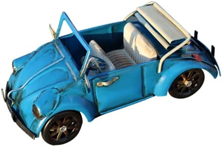 wanwansui Antique Vintage Car Tin Model Japan's largest assortment Gifts Home Old Chicago Mall Creative