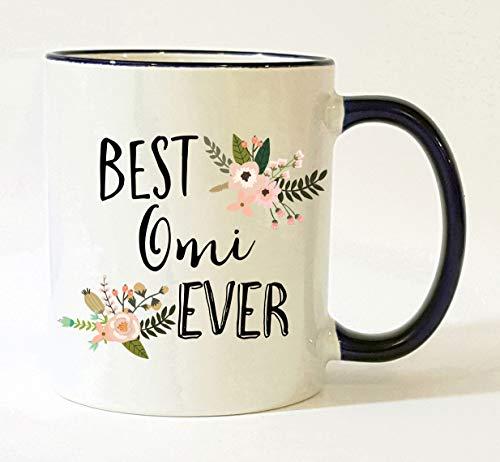 Omi Mug Best Omi Ever Omi Gift