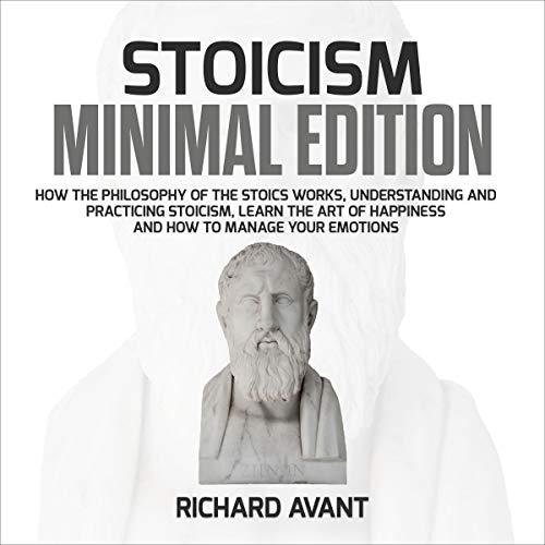 Stoicism Minimal Edition Titelbild