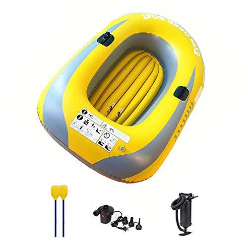 Chutd zwembad, opblaasbaar waterspeelgoed, opblaasbare boot, visboot, kajak, PVC, kajakboot, dik Deriva met luchtpomp