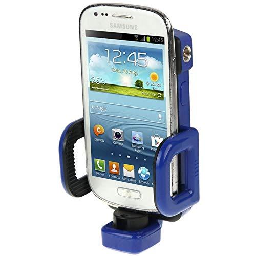 Sevenplusone licht en mooi, gemakkelijk mee te nemen. 3G / GSM/CDMA antenne-koppeling universele mobiele telefoon houder (blauw), eenvoudig te installeren