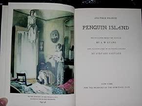 Penguin Island in Slipcase)