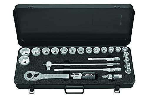 Preisvergleich Produktbild MATADOR 4114 9230 Steckschlüsselsatz 6-kt,  12, 5 (1 / 2) mm