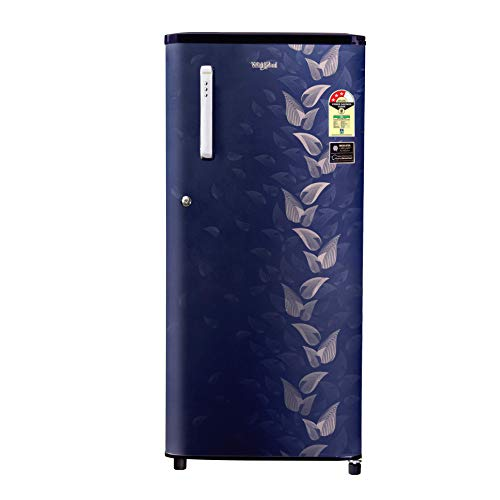 Whirlpool 190 L 3 Star Direct-Cool Single Door Refrigerator (WDE...
