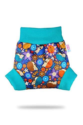 Petit Lulu Pull Up doek luierhoes | Maat XS | Wasbare luierwikkel | Herbruikbare doek luiers | Made in Europe Hedgies