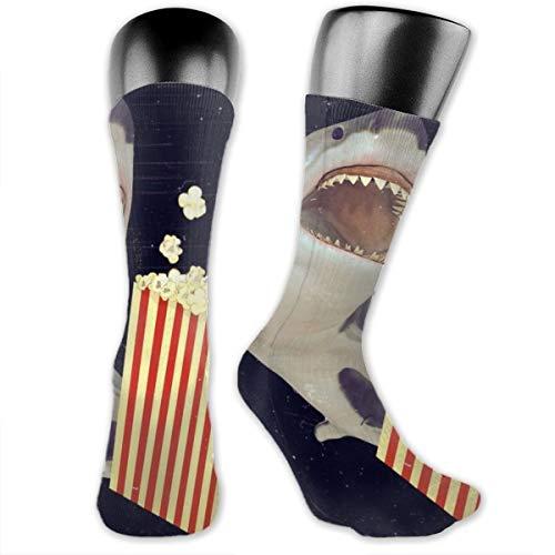 Shark Eating Ankle Socks