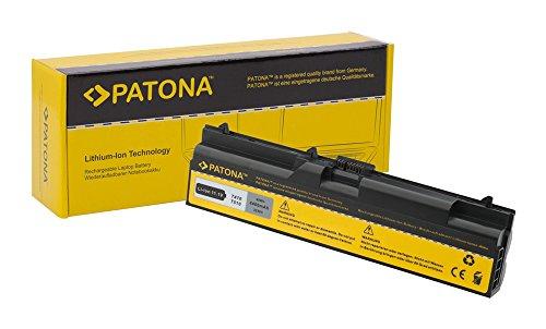 Patona laptopaccu 4.400 mAh voor Lenovo T410, T420, T510, T520 en nog veel meer.