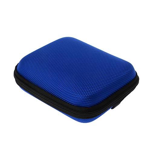 Lamdoo Sacoche de Transport pour la Console de Jeu GBA SP - Bleu