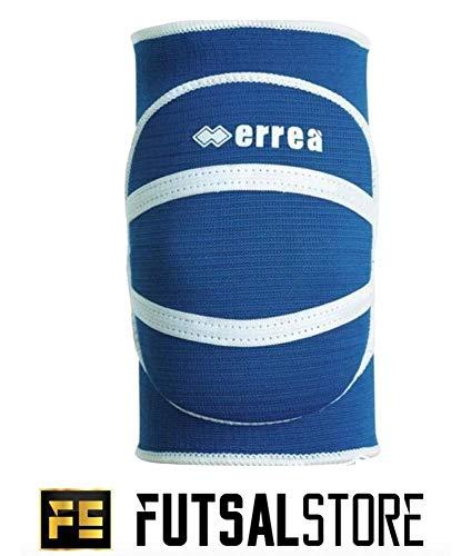 ERREÀ Volleyball & Turnen · ATENA Knieschoner · UNIVERSAL Knieschutz für Jungen & Mädchen · ONESIZE Schoner für Kinder & Jugendliche Größe XS, Farbe königsblau-weiß