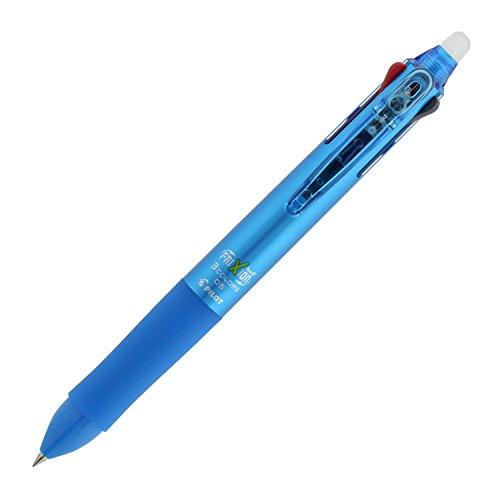 フリクションボール3 [黒/赤/青] 0.5mm ライトブルー LKFB-60EF-LB