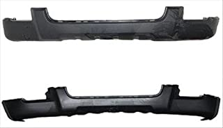 OE Replacement Ford Explorer Front Bumper Cover (Partslink Number FO1000599)