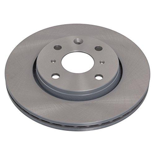 Preisvergleich Produktbild febi bilstein 30636 Bremsscheibensatz (2 Bremsscheiben) vorne,  innenbelüftet,  Lochanzahl 4