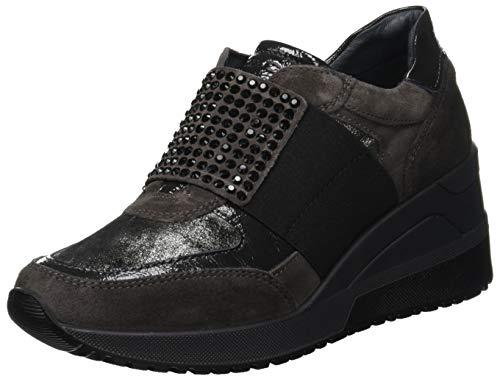 IGI&Co Damen Dce 21507 Hohe Sneaker, Grau (Grigioscuro 20), 38 EU
