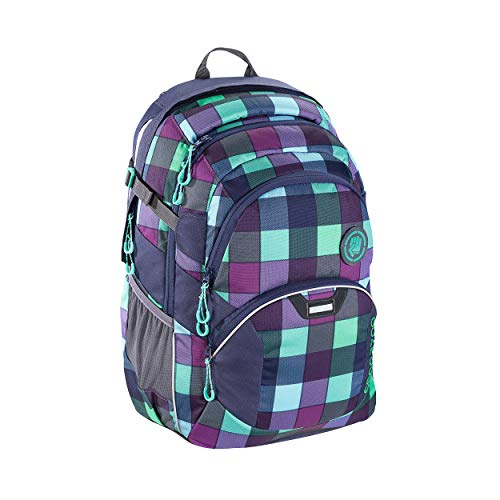 Coocazoo Coocazoo JobJobber 2 Schulrucksack Green Purple District
