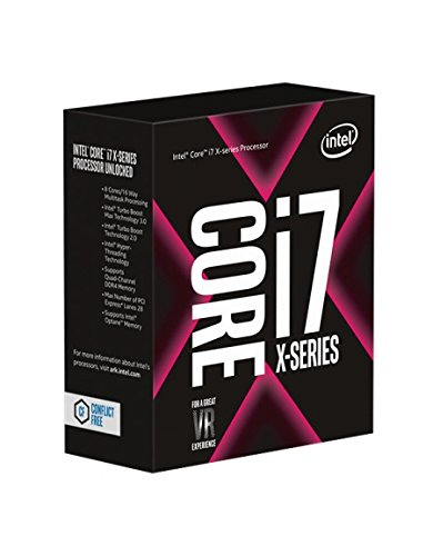 Procesador Intel Core i7-7820X X-Series