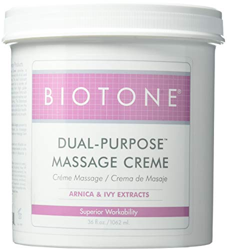 Best Buy! Biotone Dual Purpose Massage Creame 36 oz. – Model 831701