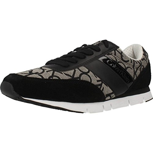 Calzado deportivo para hombre, color Negro , marca CALVIN KLEIN, modelo Calzado Deportivo Para Hombre CALVIN KLEIN SE8549 Negro