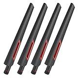 Yctze Antena Omni WiFi, Antena WiFi 8dBi, Enrutador Inalámbrico, Dispositivo de Red Inalámbrico 2.4G / 5G