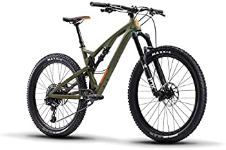 Release 4C Carbon Full Suspension Mountain Bike