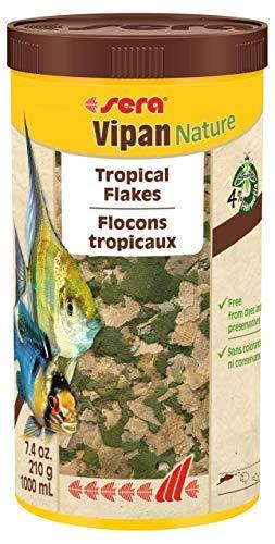baratos y buenos Serabi Pan Flake Food – Envase 1 x 1000 ml calidad