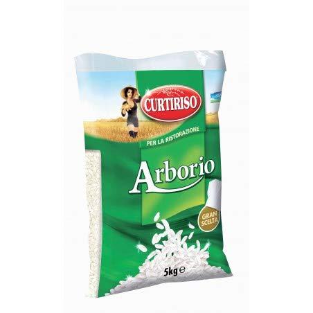 RISO ARBORIO CURTIRISO KG 5