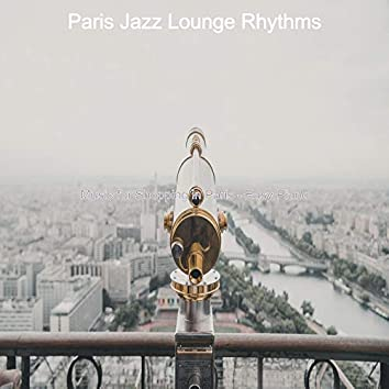 Music for Shopping in Paris - Easy Piano