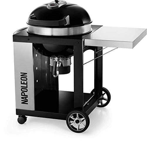 Napoleon PRO22K-CART-2 Charcoal Grill