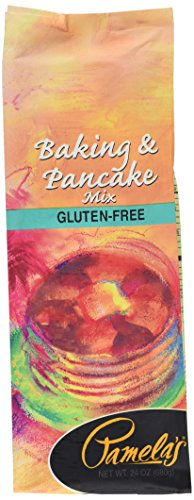 Pamela's Products Ultimate Baking & Pancake Mix, 24-Ounce Package