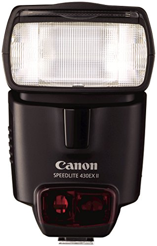 Canon Speedlite 430EX II Camera Flash