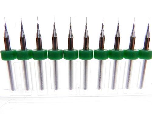 Brocas versátiles de tungsteno hechas japonesas para instalación de PCB CNC,...