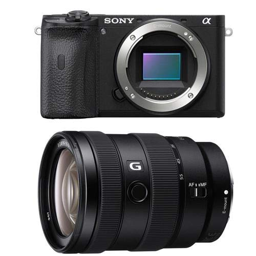 Read About Sony Alpha a6600 Mirrorless Digital Camera Body - with Sony E 16-55mm f/2.8 G Lens